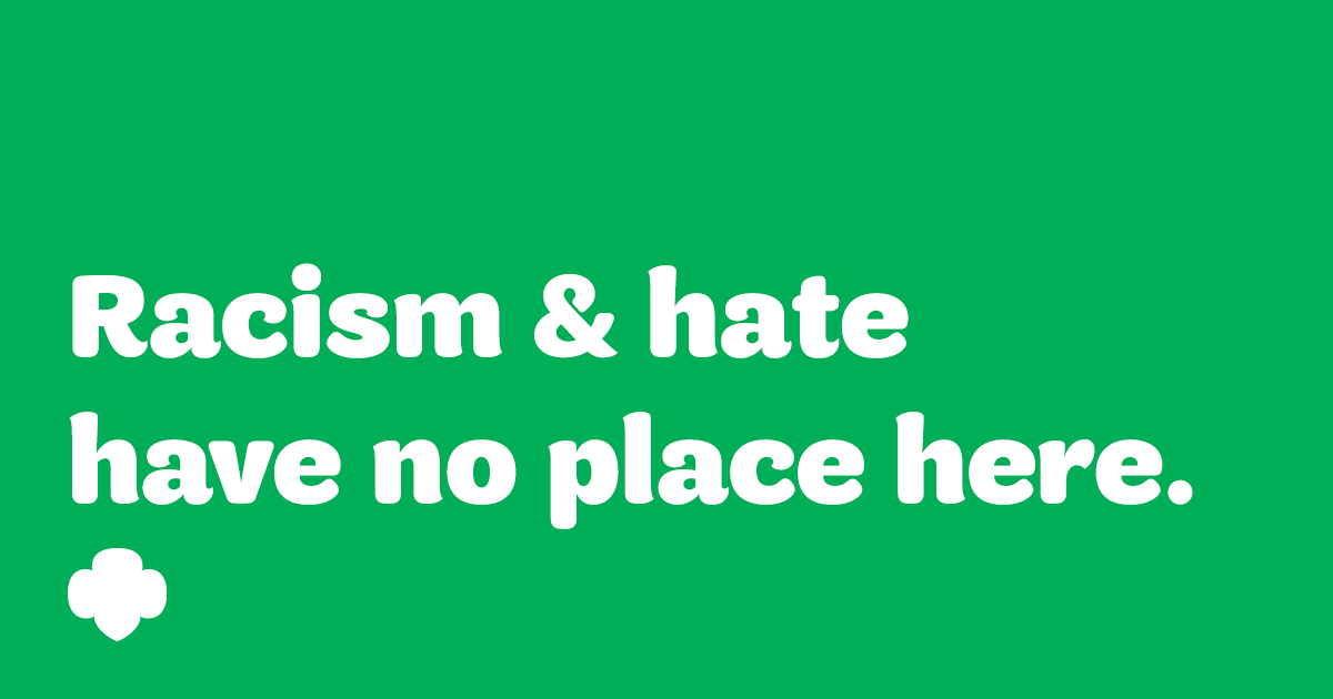 Racism and Hate have No Place Here