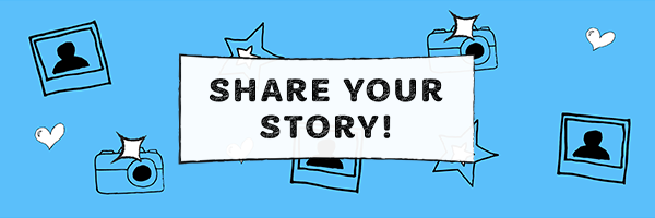 Share Your Story - header
