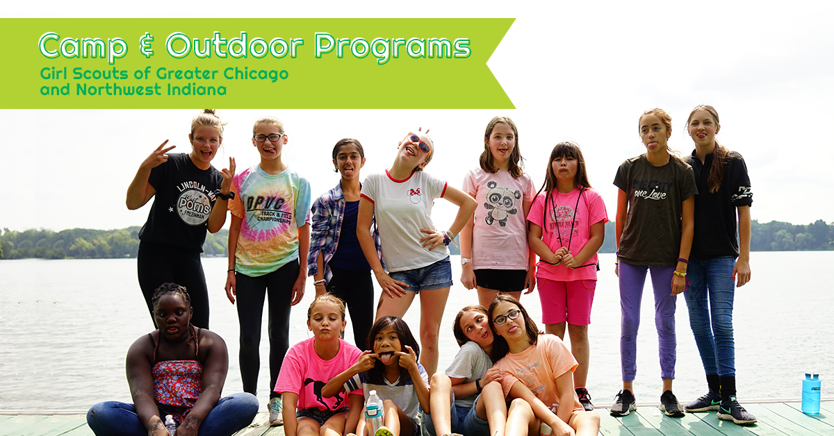 GCNWI Camp and Outdoor Programs