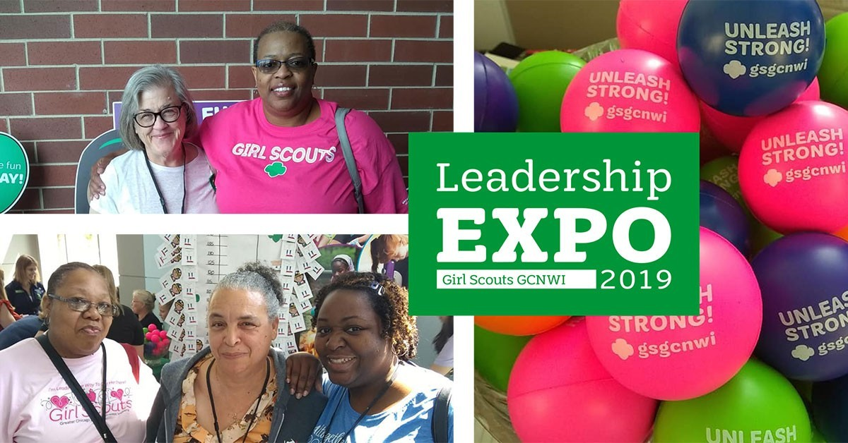 Leadership Expo 2019 | Girl Scouts of Greater Chicago and Northwest Indiana