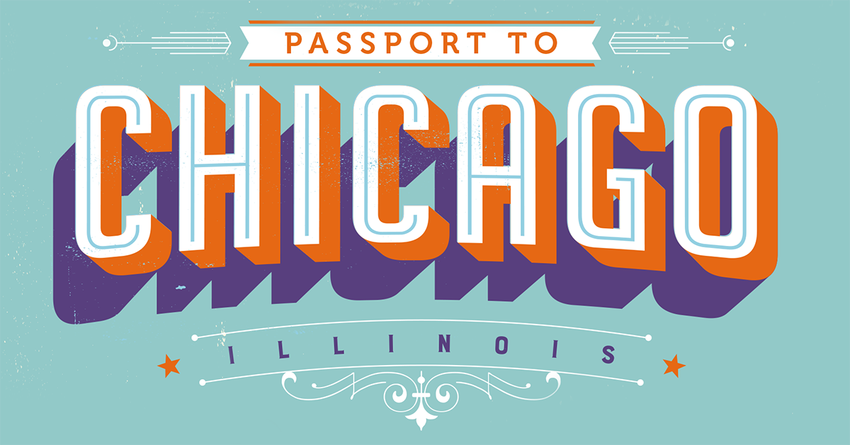 Passport to Chicago Header | Girl Scouts of Greater Chicago and Northwest Indiana