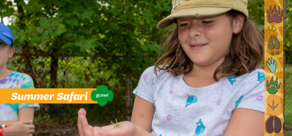 GIrl Scouts Summer Safari at Brookfield Zoo