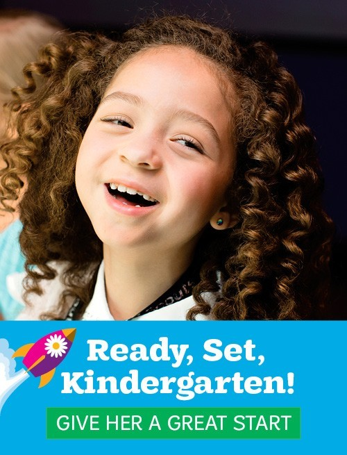 Ready, Set, Kindergarten! Give Her a Great Start